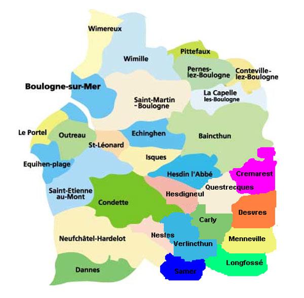 Communauté d'Agglomérations du Boulonnais ( C.A.B )